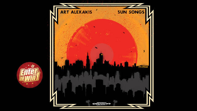 Arts Alexakis' debut solo album 'Sun Songs' up for grabs
