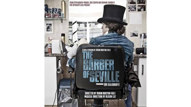 The Barber of Seville at London King's Head Theatre