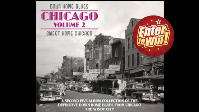 Down Home Blues Chicago Vol. 2