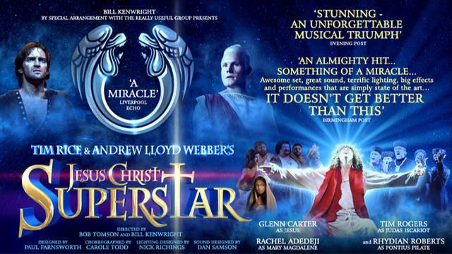 Jesus Christ Superstar UK Tour 2015