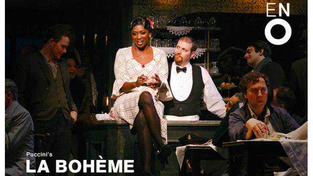 La bohème at the London Coliseum