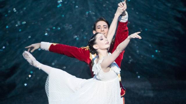 English National Ballet's Nutcracker at the London Coliseum