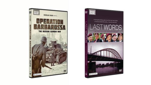 Operation Barbarossa: The Russian German War and Last Words - The Battle For Arnhem Bridge