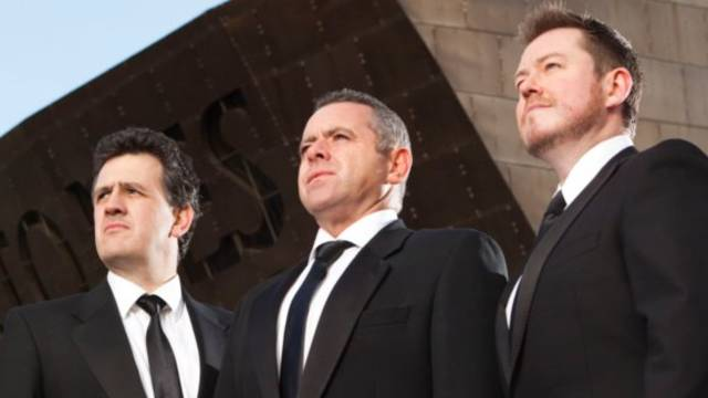 Three Welsh Tenors