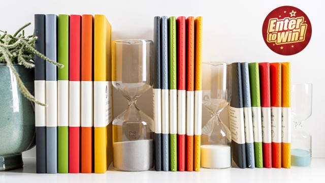 Win a VENT for Change Sustainable Stationary Multi-pack* of notebooks