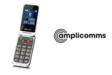 Amplicomms M7000i Flip Phones