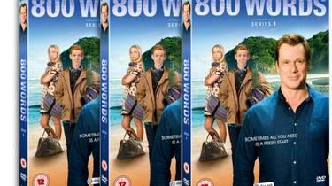 Win 800 Words Series One on DVD