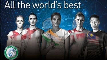 Yonex All England Open Badminton Championships