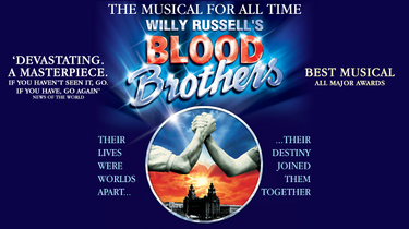 Tickets to see BLOOD BROTHERS on tour