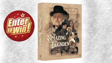 The Amazing Mr Blunden Limited Edition Blu-rays up for grabs