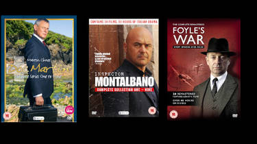 GREAT TV BOX SETS ON DVD FOR CHRISTMAS 2019 UP FOR GRABS