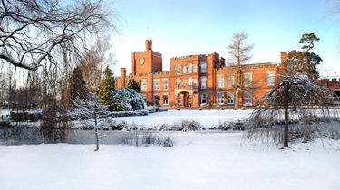 Refresh & Revive day for two people at Award winning Ragdale Hall Health Hydro and Thermal Spa