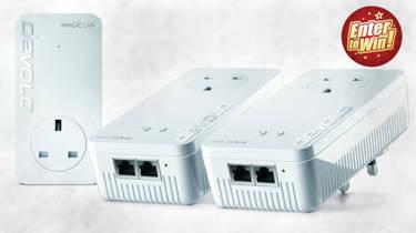 WIN a devolo Magic 2 WiFi Whole Home Kit