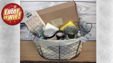 Win 1 of 2 The House of Eden Hampers (worth £100) plus Exclusive Discount!