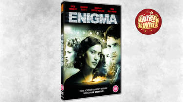 Enigma DVD up for grabs