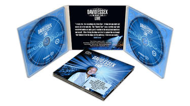 David Essex's The Secret Tour: Live CD/DVD