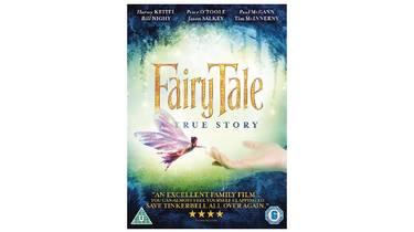 FairyTale: A True Story on DVD