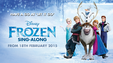 Disney's Frozen Sing-along at Dominion Theatre