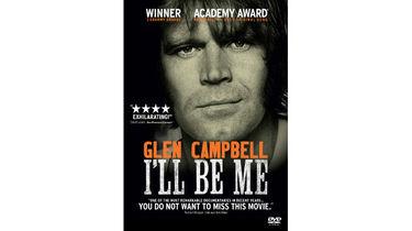 Documentary Glen Campbell: I'll Be Me DVD