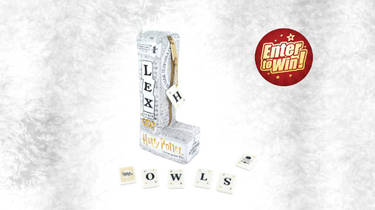 Win a Harry Potter Edition of Lex-Go! Game for the festive season!