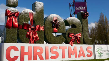 Ideal Home Show at Christmas at EventCity Manchester