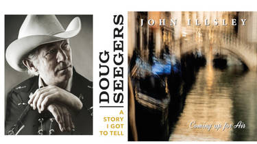 Doug Seegers 'A Story I Got To Tell' and John Illsley 'Coming Up For Air' CDs up for grabs