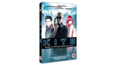 KITE starring Samuel L. Jackson, India Eisley, Callan McAuliffe