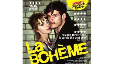 La Bohème at London King's Head Theatre