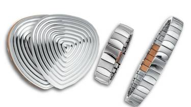 Win a set of Magnetix Wellness Flexi Bracelet, Flexi Ring and Power Heart