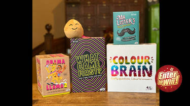 Win A Bundle of Big Potato Games