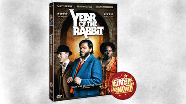 Year of the Rabbit DVD