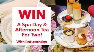 Win a spa day courtesy of Prestige