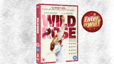 WILD ROSE DVD up for grabs