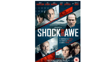 Win a copy of SHOCK AND AWE on DVD