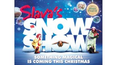 Slava's Snowshow at the Royal Festival Hall