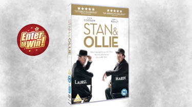 Stan & Ollie DVDs up for grabs