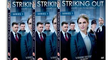 Win Striking Out Series One on DVD