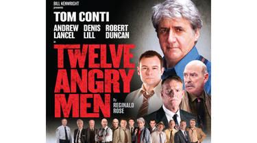 TWELVE ANGRY MEN on tour