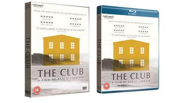 Pablo Larrain's The Club on DVD