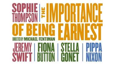 Win a pair of tickets to see The Importance of Being Earnest at the Vaudeville Theatre