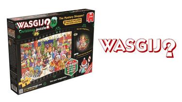 Wasgij Christmas 10: Mystery Shopper