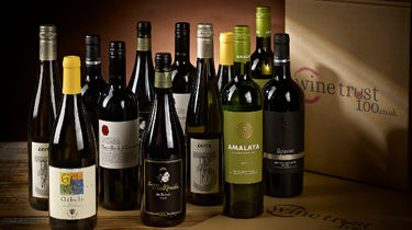 Win a case of Specially Selected Wine by WineTrust