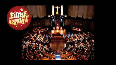 Your chance to receive a pair of tickets to see WITNESS FOR THE PROSECUTION at London's County Hall