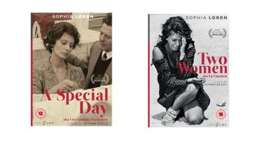 Sophia Loren Two Women and A Special Day