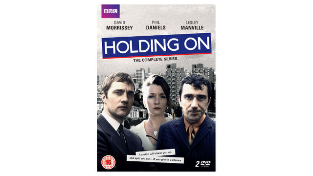 Holding On (The Complete Series) DVD
