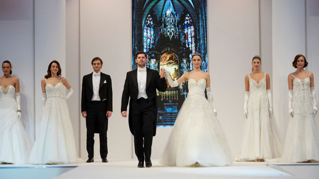 National Wedding Show at London Olympia, the Birmingham NEC & Manchester Central