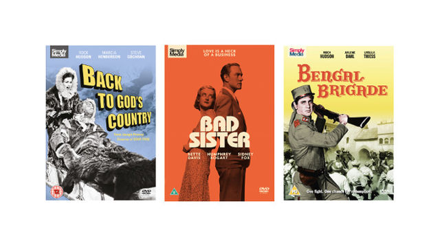 Bad Sister, Back to God's Country, Bengal Brigade on DVD