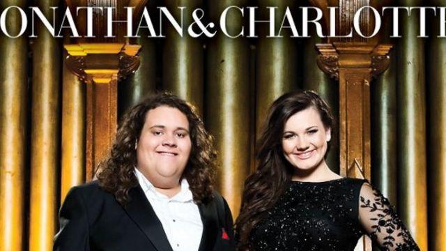 Jonathan & Charlotte second album 'Perhaps Love'