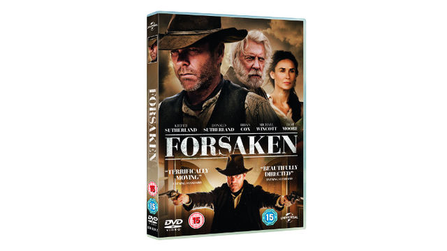 FORSAKEN on DVD