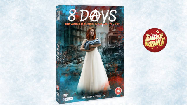 8 Days DVDs up for grab